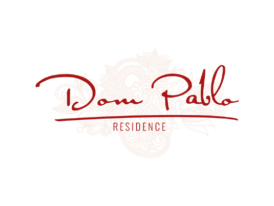 Logotipo Dom Pablo Residence AS Ramos