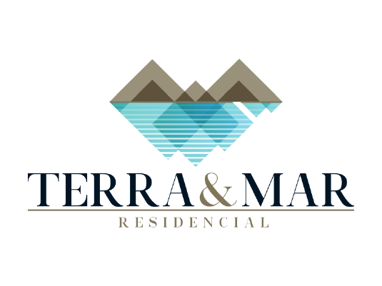 Logotipo Terra e Mar Residencial AS Ramos