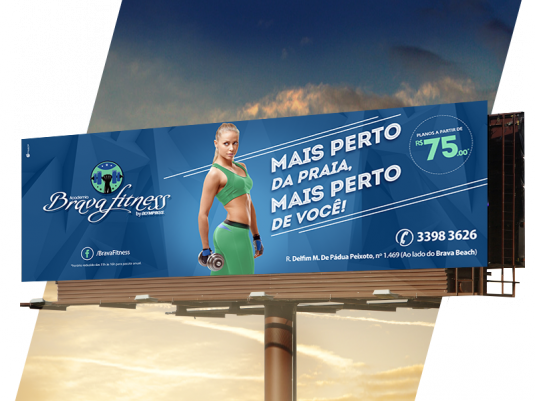 Outdoor Brava Fitness